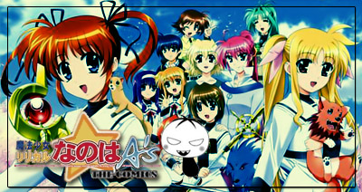 Nanoha A's - The Comics